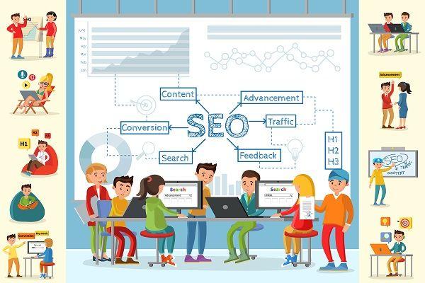 SEO - optymalizacja i pozycjonowanie stron internetowych