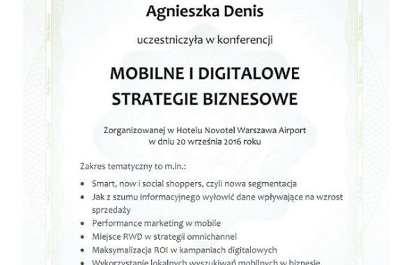 Mobilne i digitalowe