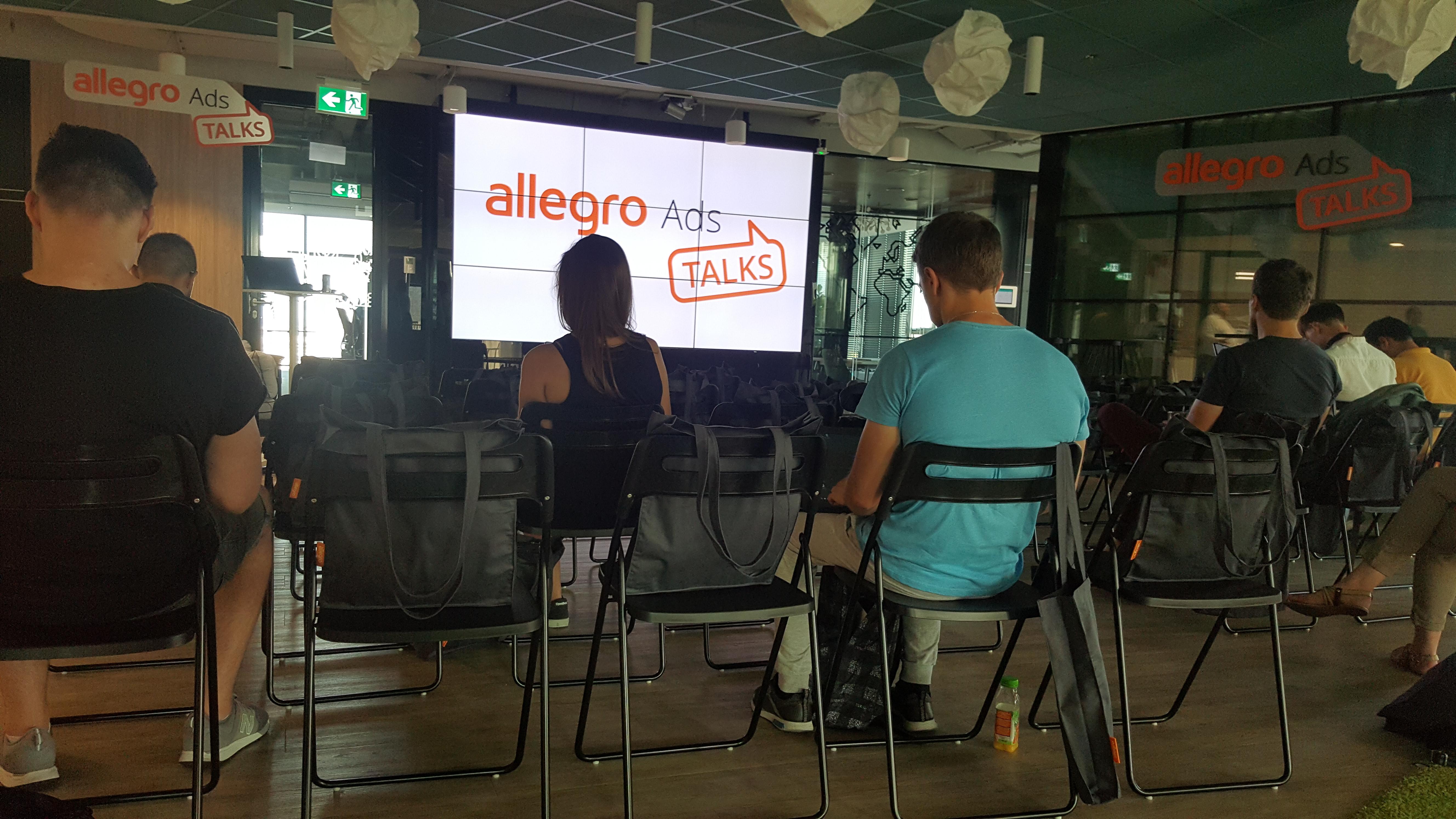 Allegro Ads Talk 2