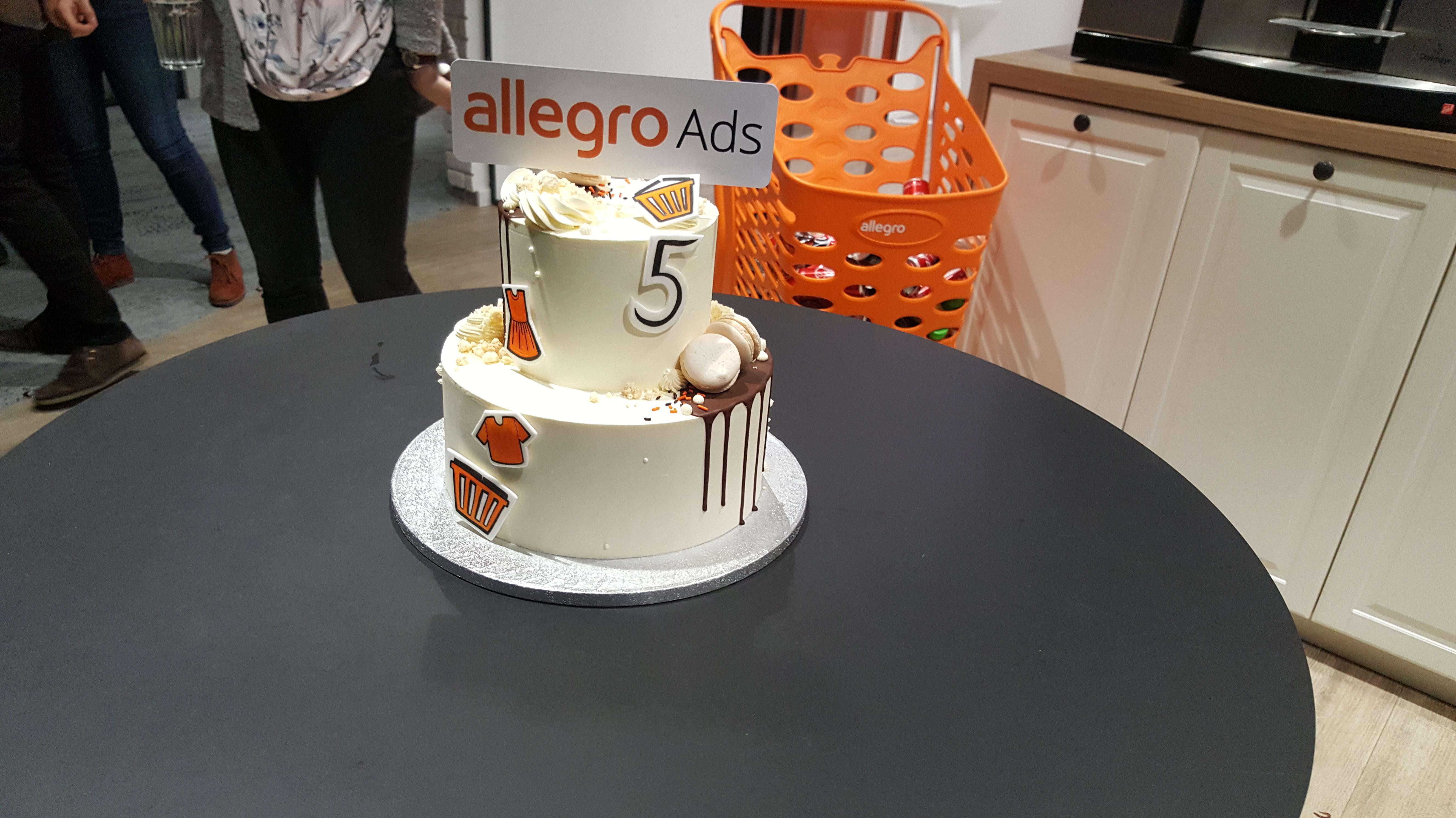 Allegro Ads Talk 5 urodziny